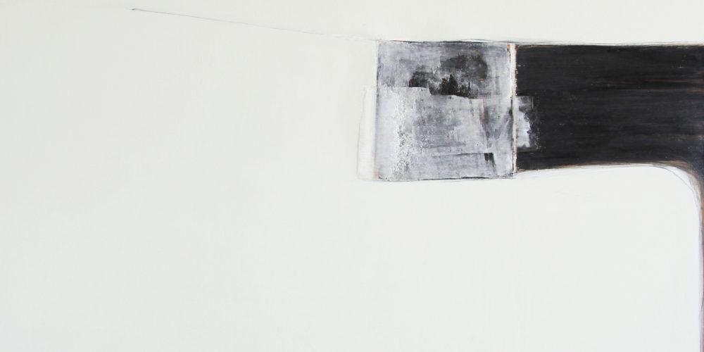 04Ambienti interiori 05 Gianni Lucchesi 100x100 su alluminio
