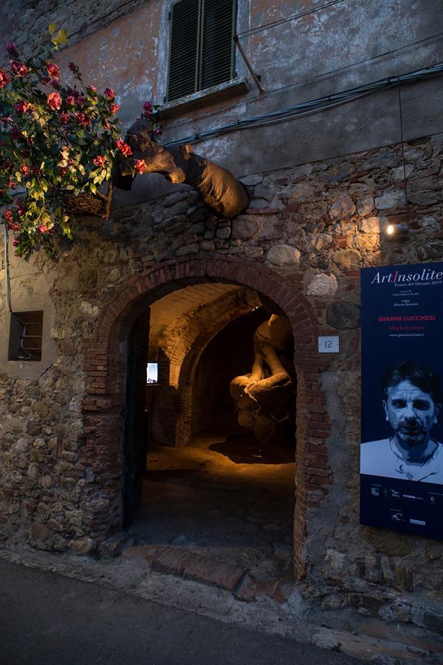 Markandeya 2.0 Teatro del Silenzio 2019 – ArtInsolite 2019 Lajatico